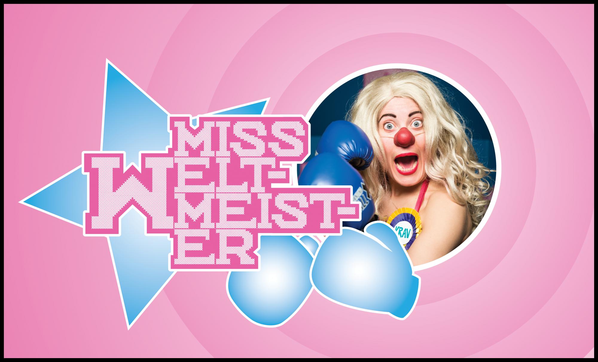 Miss Weltmeisters perfekta hemsida